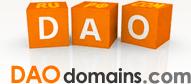Регистрация доменов RU, РФ, COM. Daodomains.